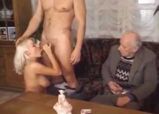 Sister orally pleases her horny as hell brother