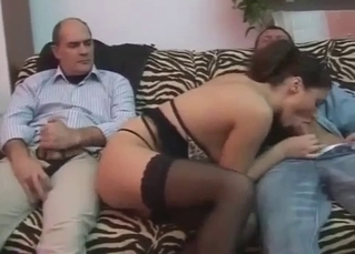 My stepdaughter is a very good dicksucker