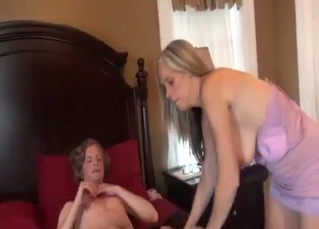 Wife cheating cumshot video husband fucking
