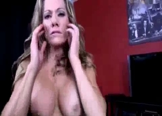 Glamorous stepmom gives me a five-star blowjob