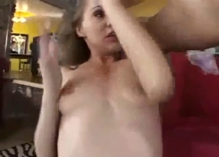 Watch how my sister is sucking my wiener